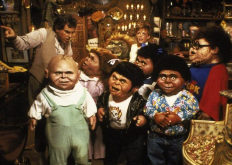 #2. The Garbage Pail Kids Movie (1987)