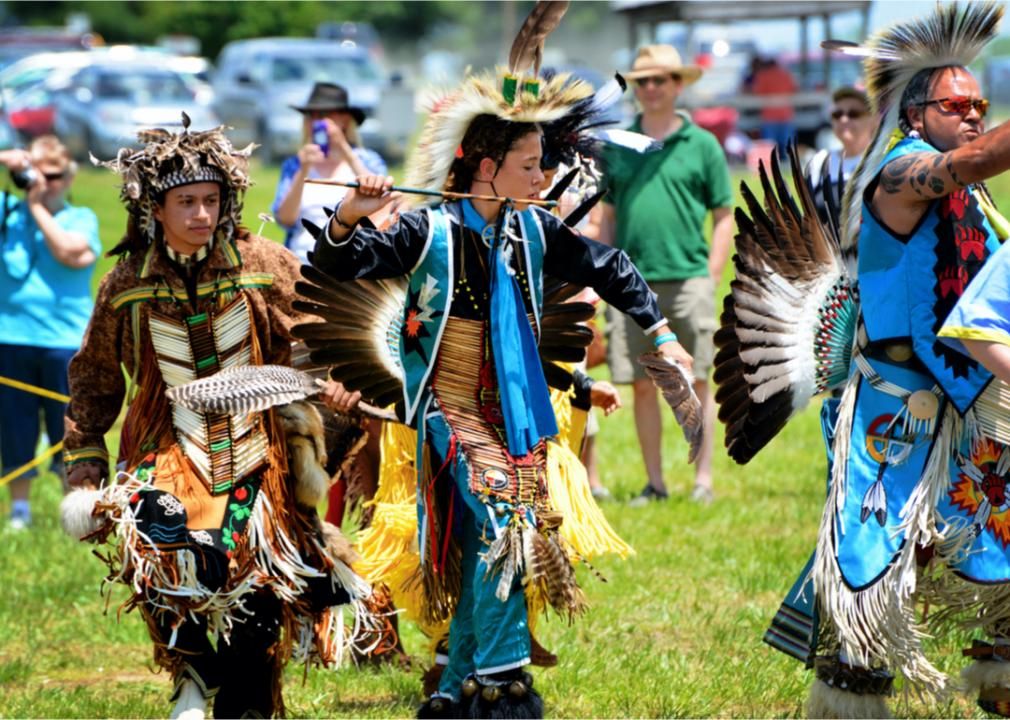 These states have the biggest Native American populations