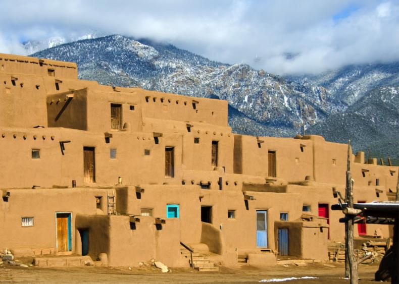 #4. New Mexico