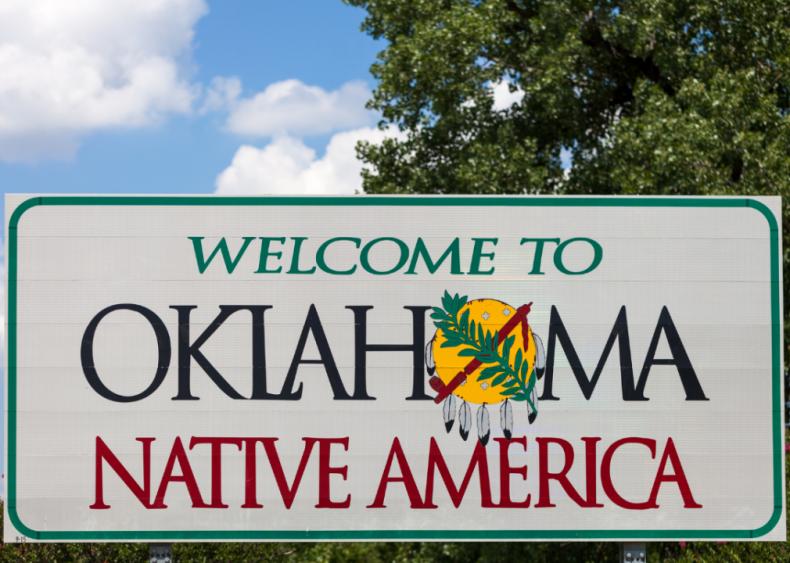 #3. Oklahoma