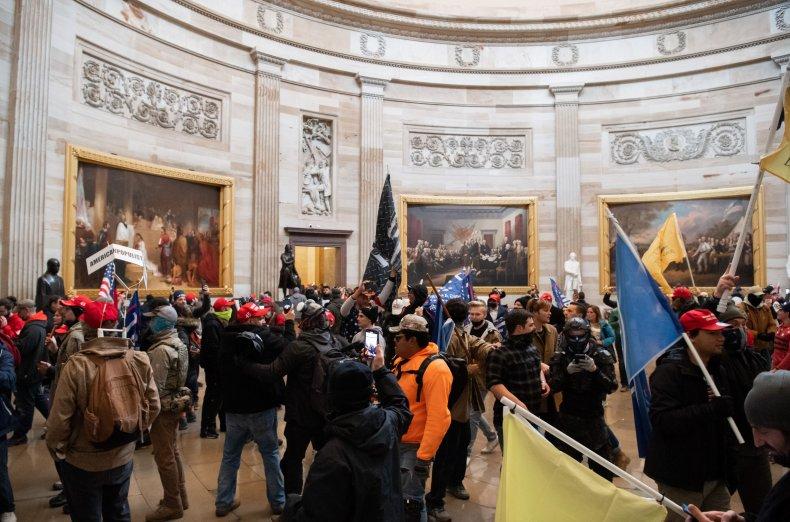 U.S. Capitol, Riot, Donald Trump, Election