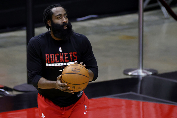 James Harden Traded to Brooklyn Nets in Blockbuster NBA Deal