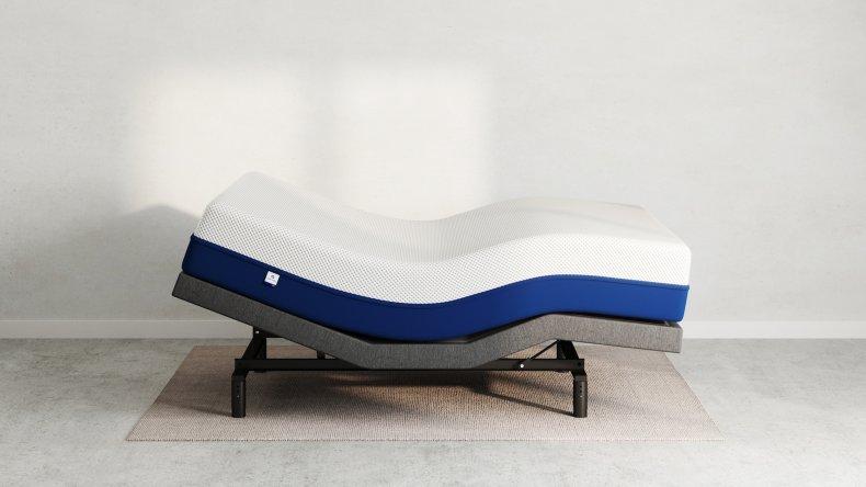 Amerisleep Adjustable Bedroom Queen AS3 Side