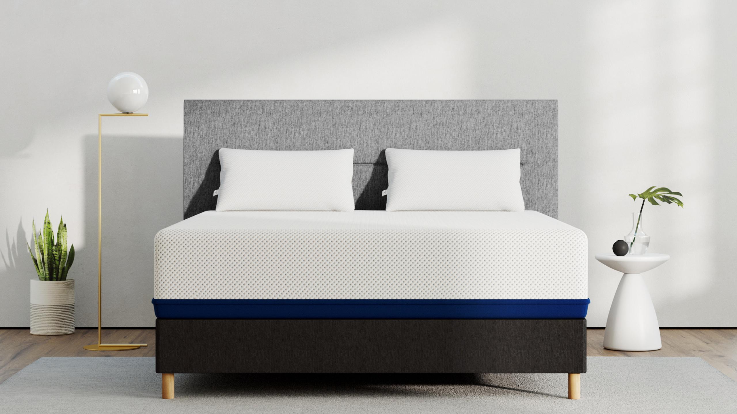 Amerisleep New Headboard Room AS5 Style 2