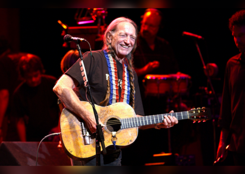 #21. 'Stardust' by Willie Nelson