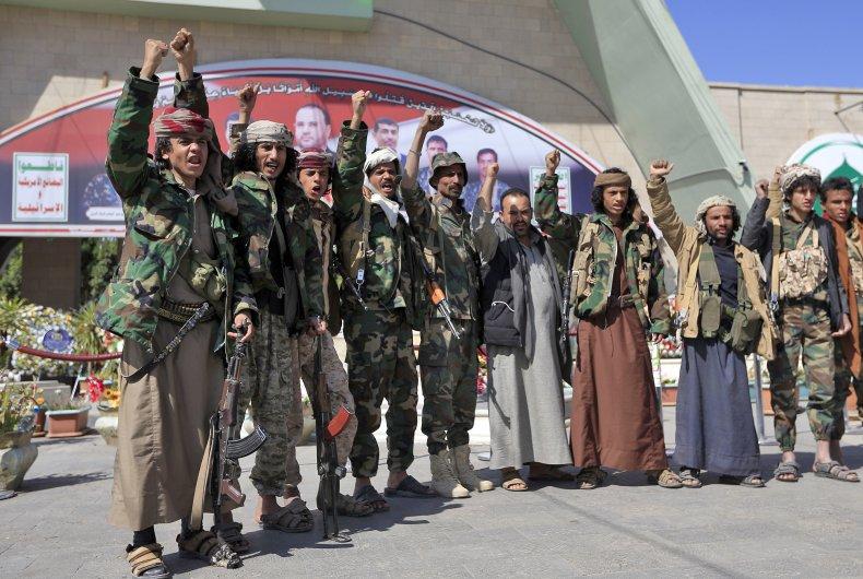 yemen, ansar, allah, houthis