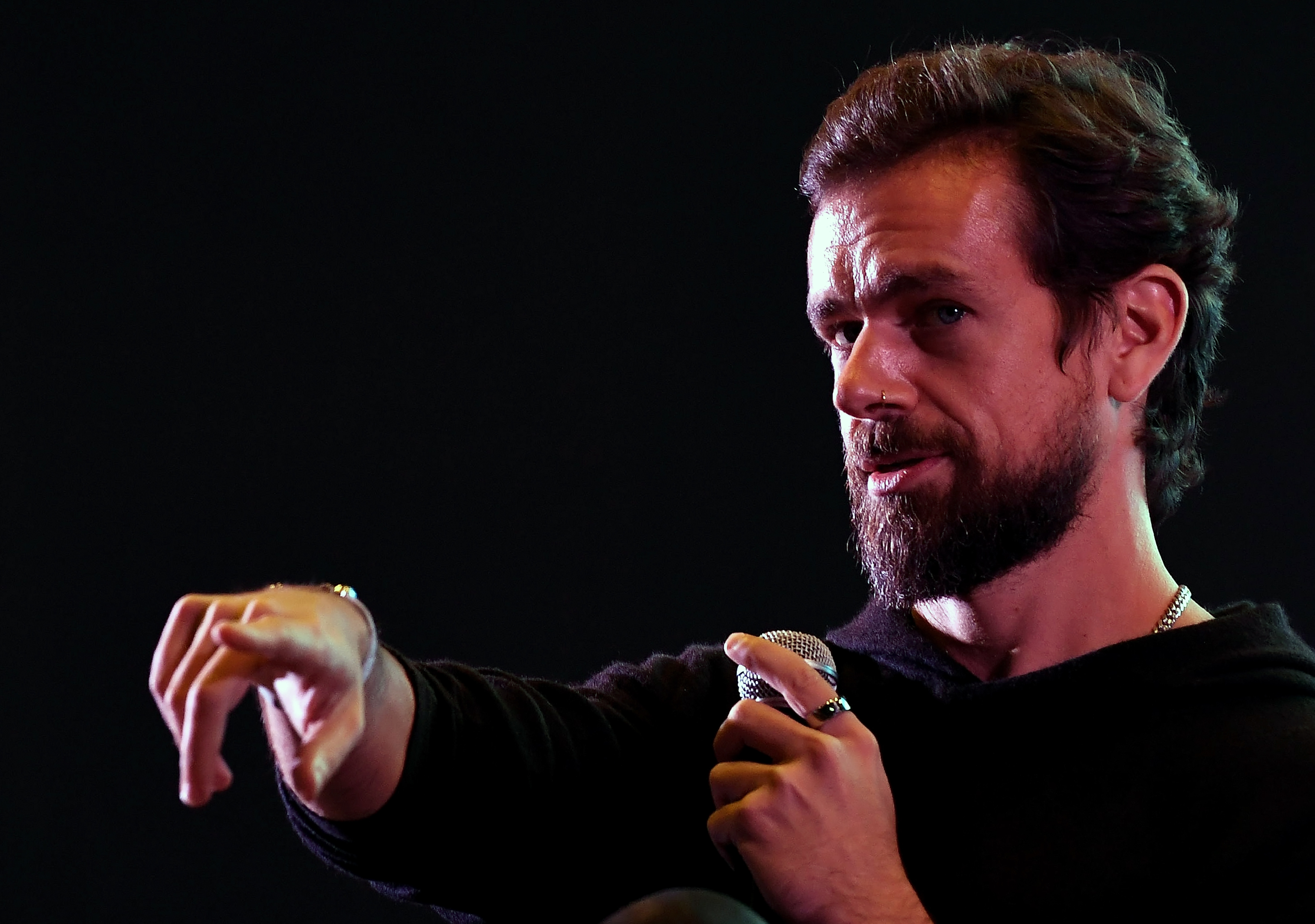 Jack Dorsey Frets Over Silicon Valley Censorship as He Defends Donald Trump Twitter Ban