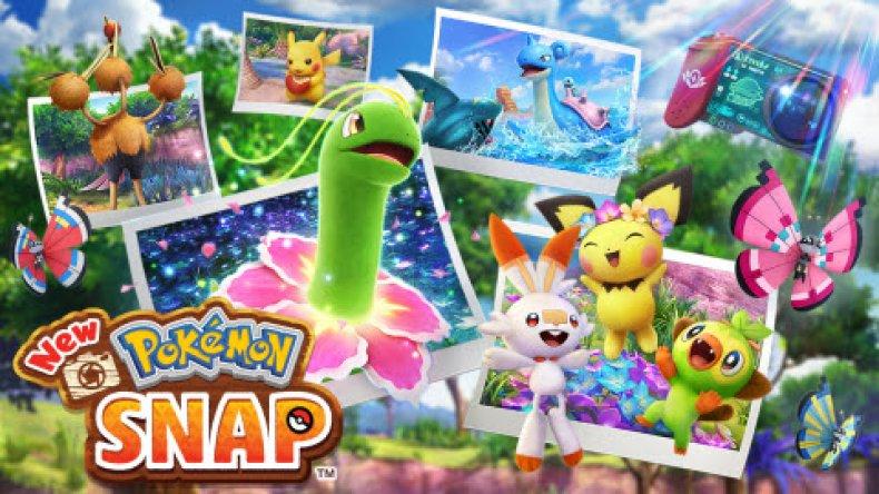 new pokemon snap nintendo switch box art