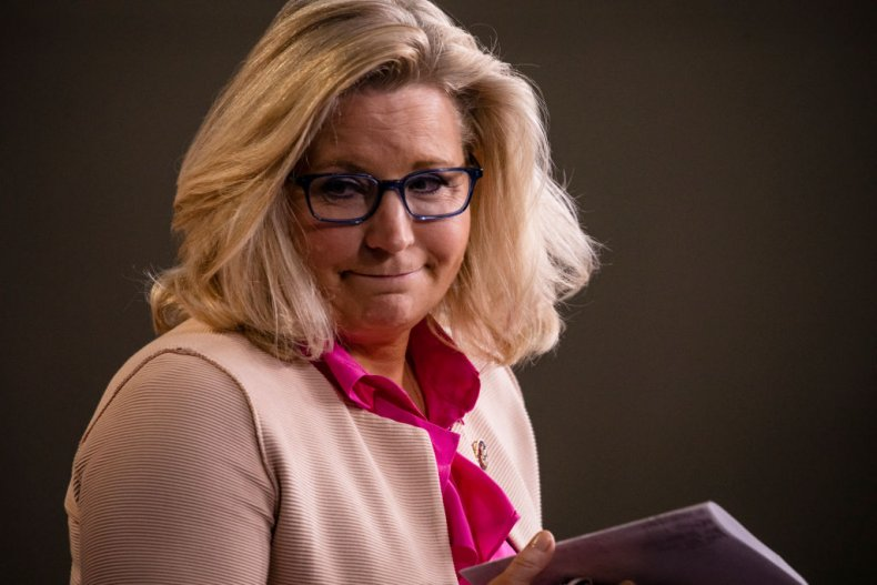 Republican House Conference Chair Rep. Liz Cheney
