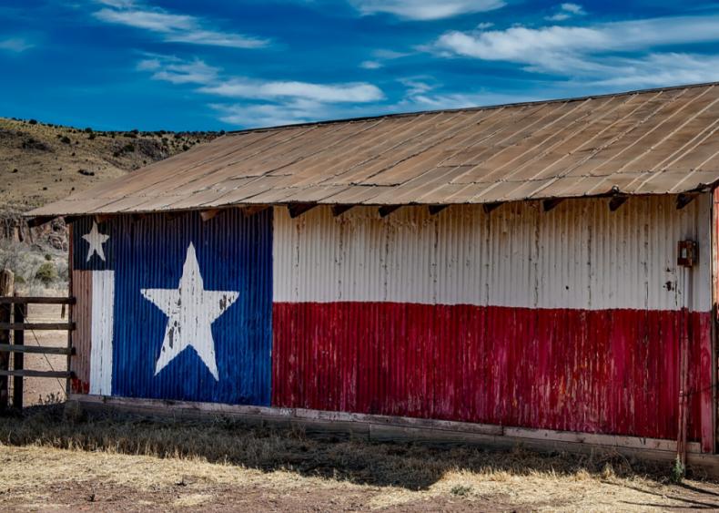 Clue: Texas