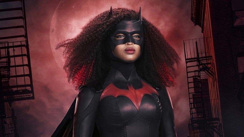 Javicia Leslie Batwoman