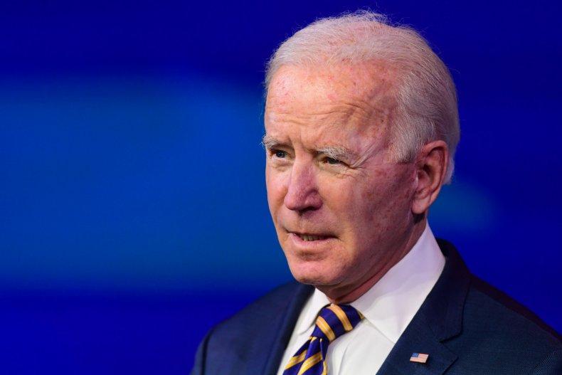 President-Elect Joe Biden Delivers Remarks