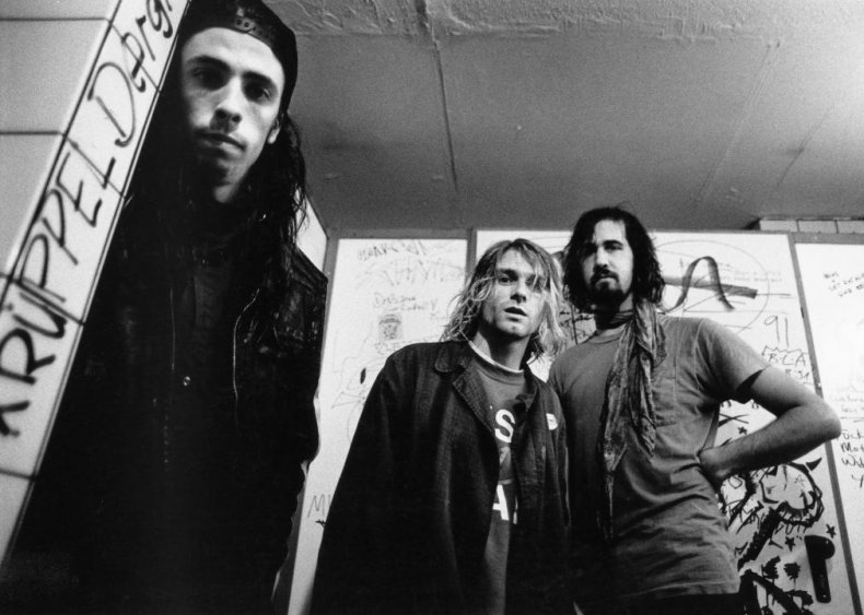 'Smells like Teen Spirit' by Nirvana