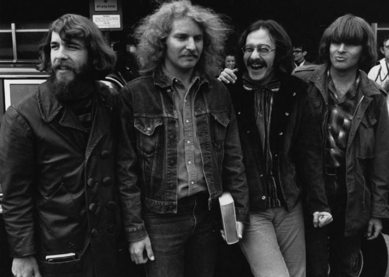 'Bad Moon Rising' by Creedence Clearwater Revival