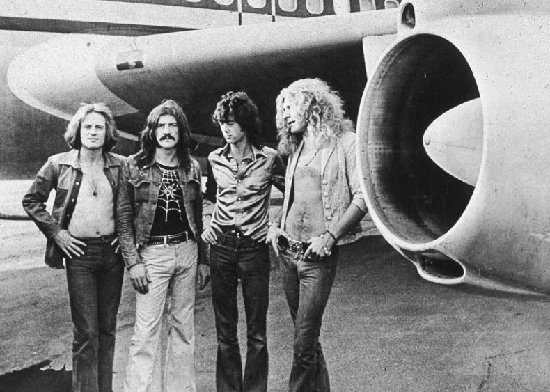 'Stairway to Heaven' by Led Zeppelin
