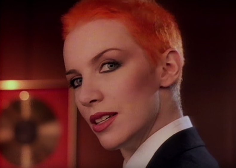 'Sweet Dreams (Are Made of This)' by The Eurythmics
