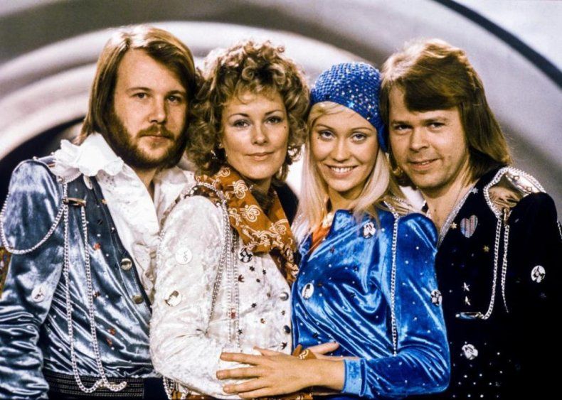 'Dancing Queen' by ABBA