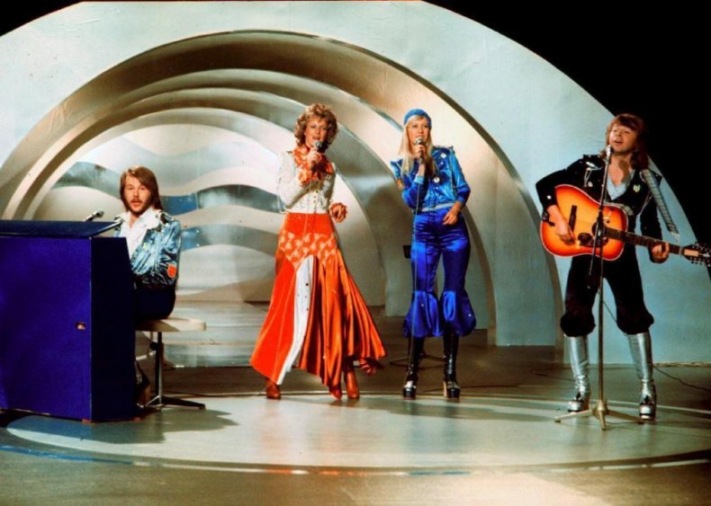 'Take a Chance on Me' by ABBA