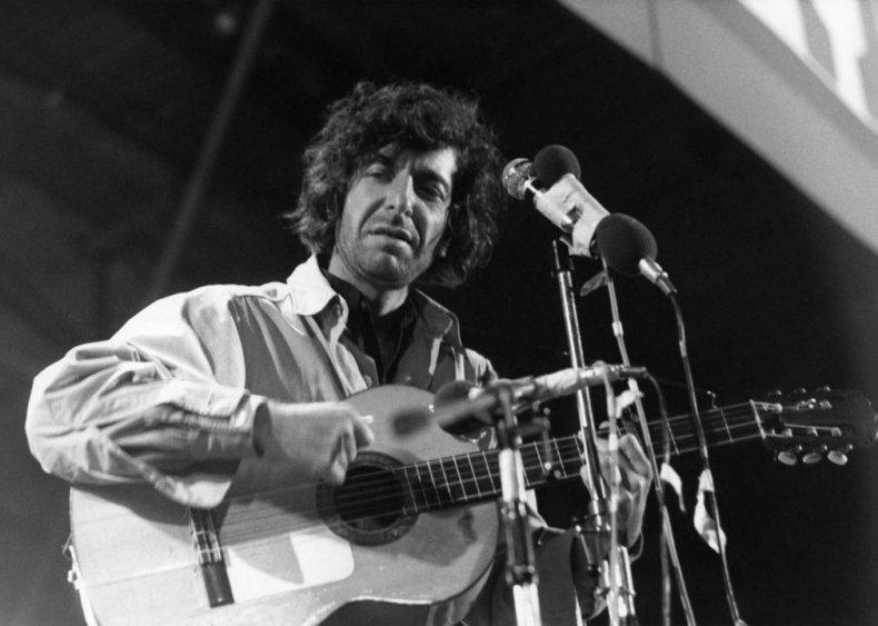#48. 'Hallelujah' by Leonard Cohen