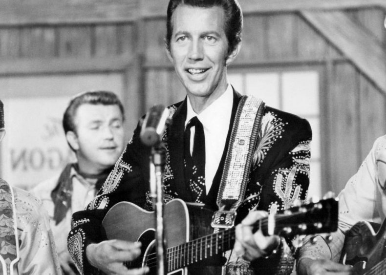 #38. 'Green, Green Grass of Home' by Porter Wagoner