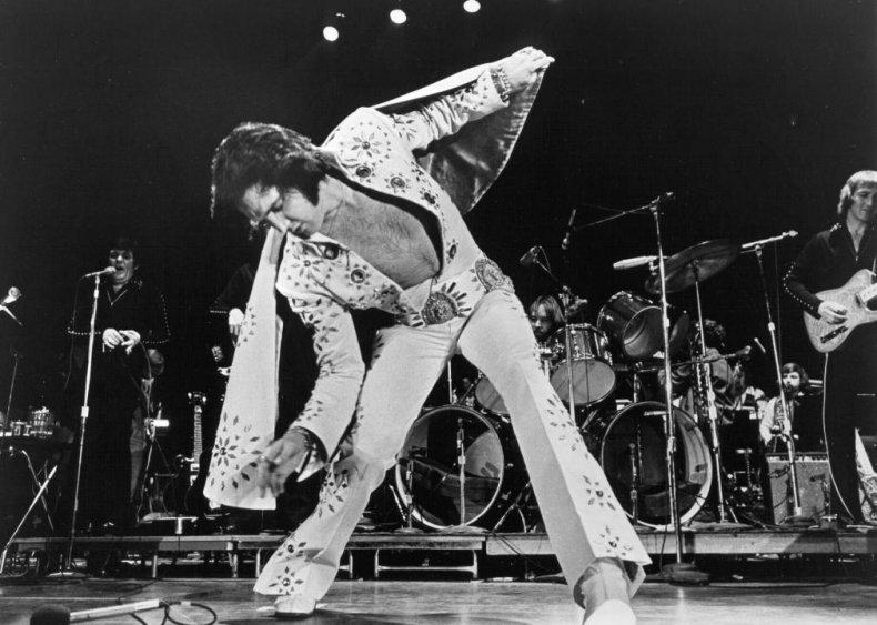 #37. 'Heartbreak Hotel' by Elvis Presley