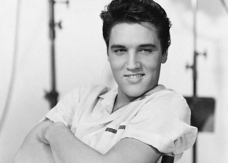 #31. 'Love Me Tender' by Elvis Presley