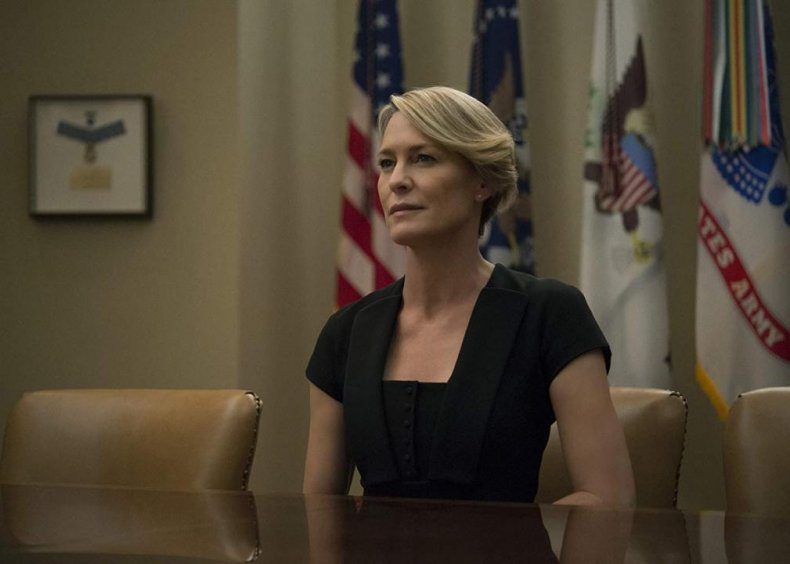 #24. House of Cards (tie)