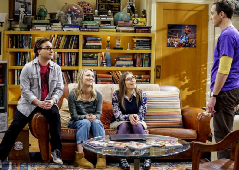 #9. The Big Bang Theory (tie)