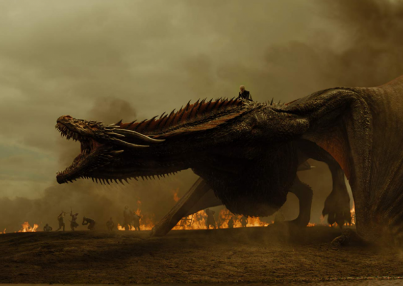 #6. Game of Thrones (tie)