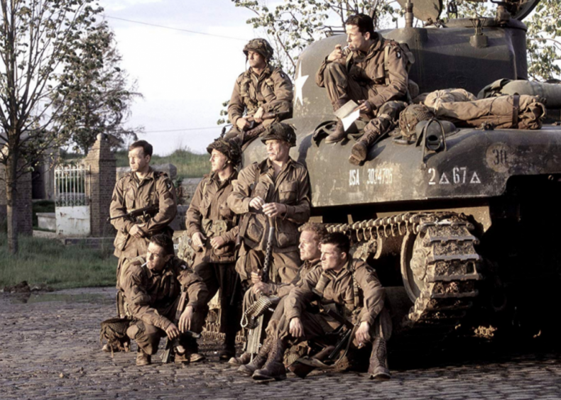 #4. Band of Brothers