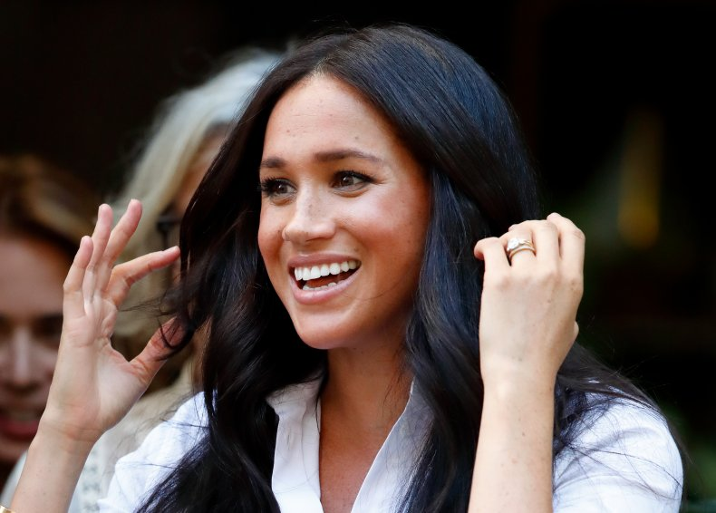 Meghan Markle Launches Smart Works Capsule Collection
