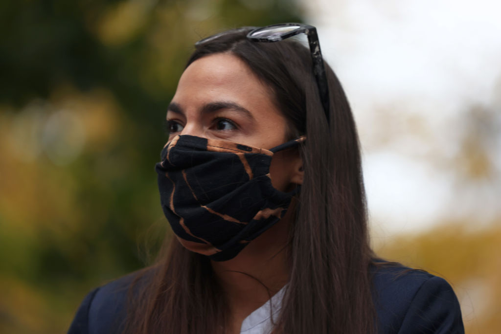 AOC moves stimulus check goalposts as Joe Biden punts for top-up to $2,000