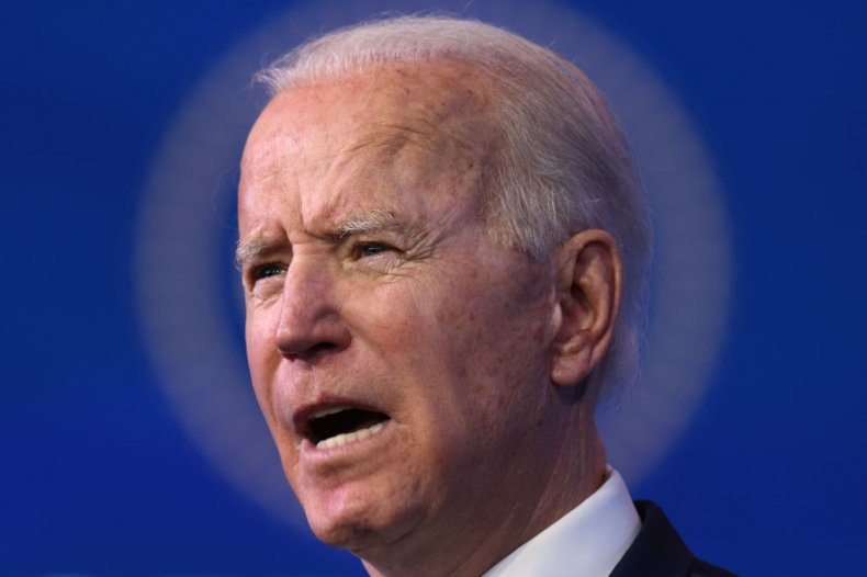 President-elect Joe Biden stimulus speech