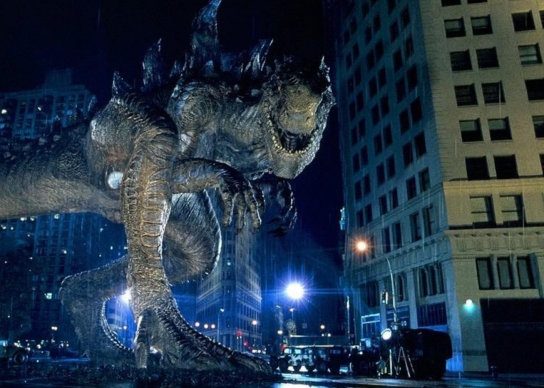 #98. Godzilla - The Album