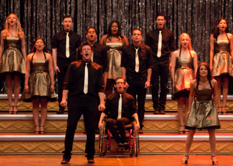 #67. Glee: The Music, Journey To Regionals (EP)