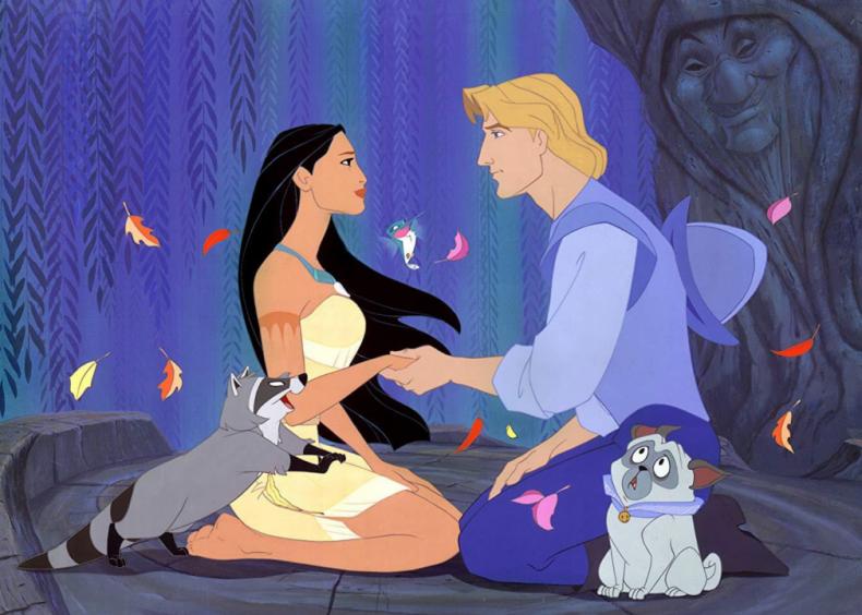 #43. Pocahontas