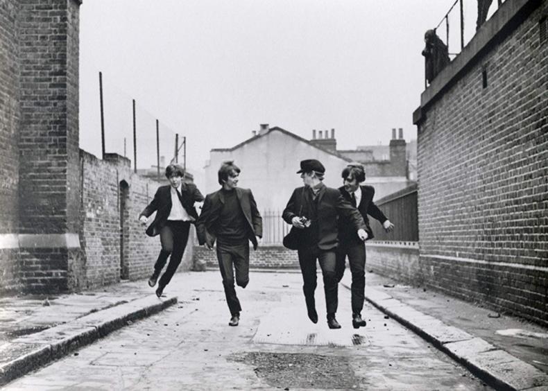 #37. A Hard Day's Night (Soundtrack)