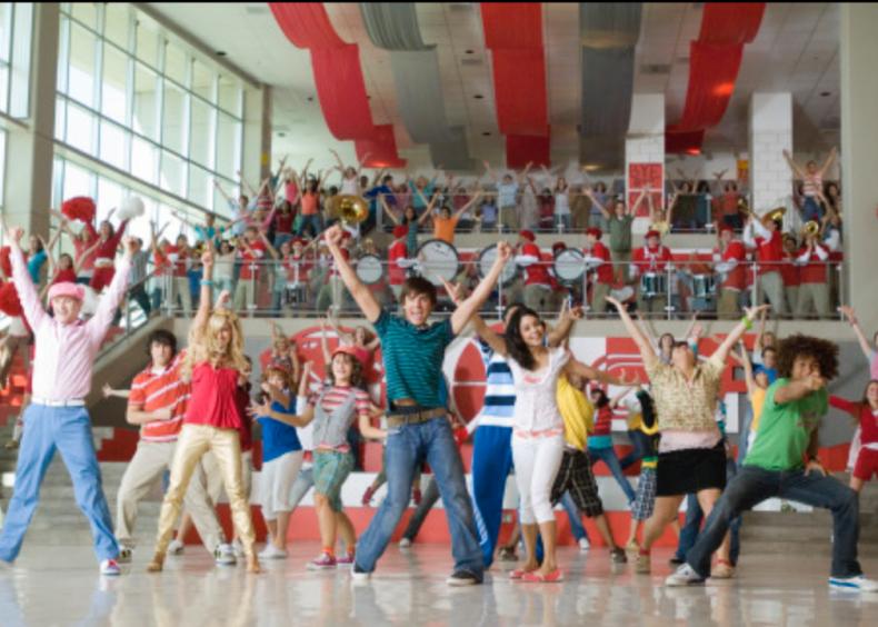 #35. High School Musical 2
