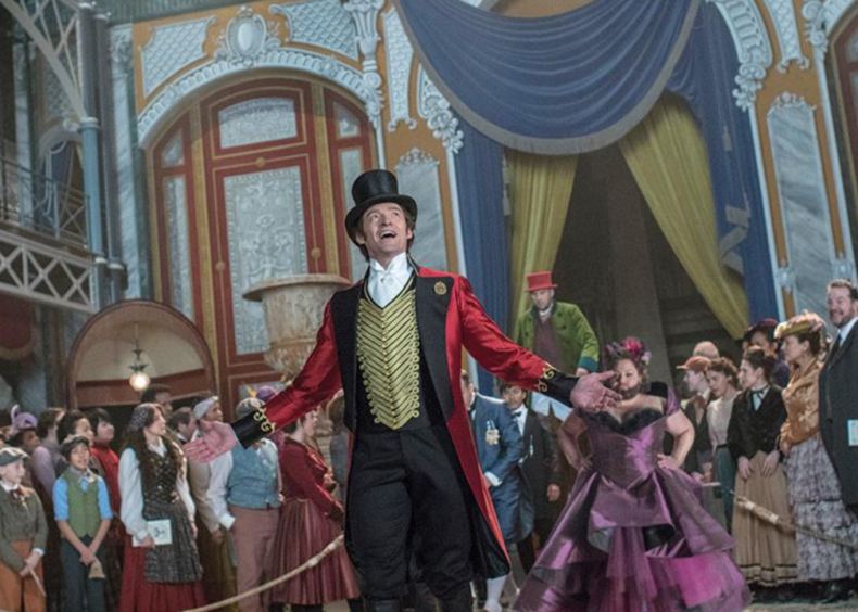 #24. The Greatest Showman