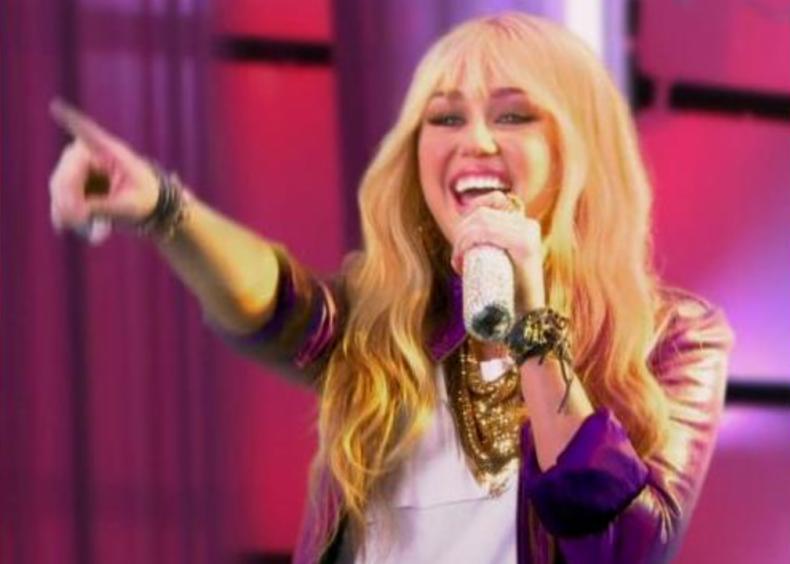 #18. Hannah Montana