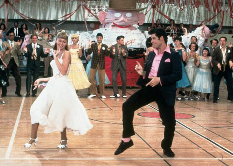 #16. Grease