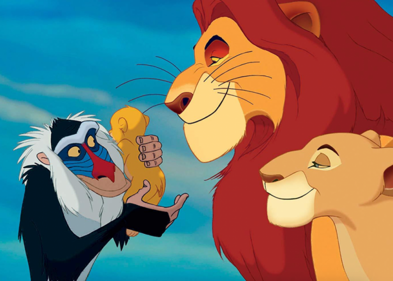 #14. The Lion King