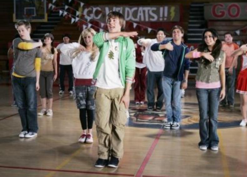 #10. High School Musical