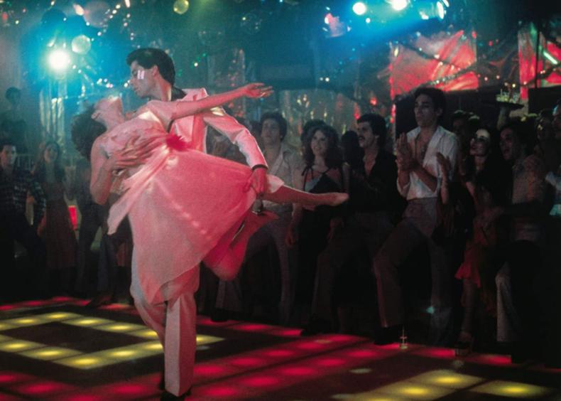 #4. Saturday Night Fever