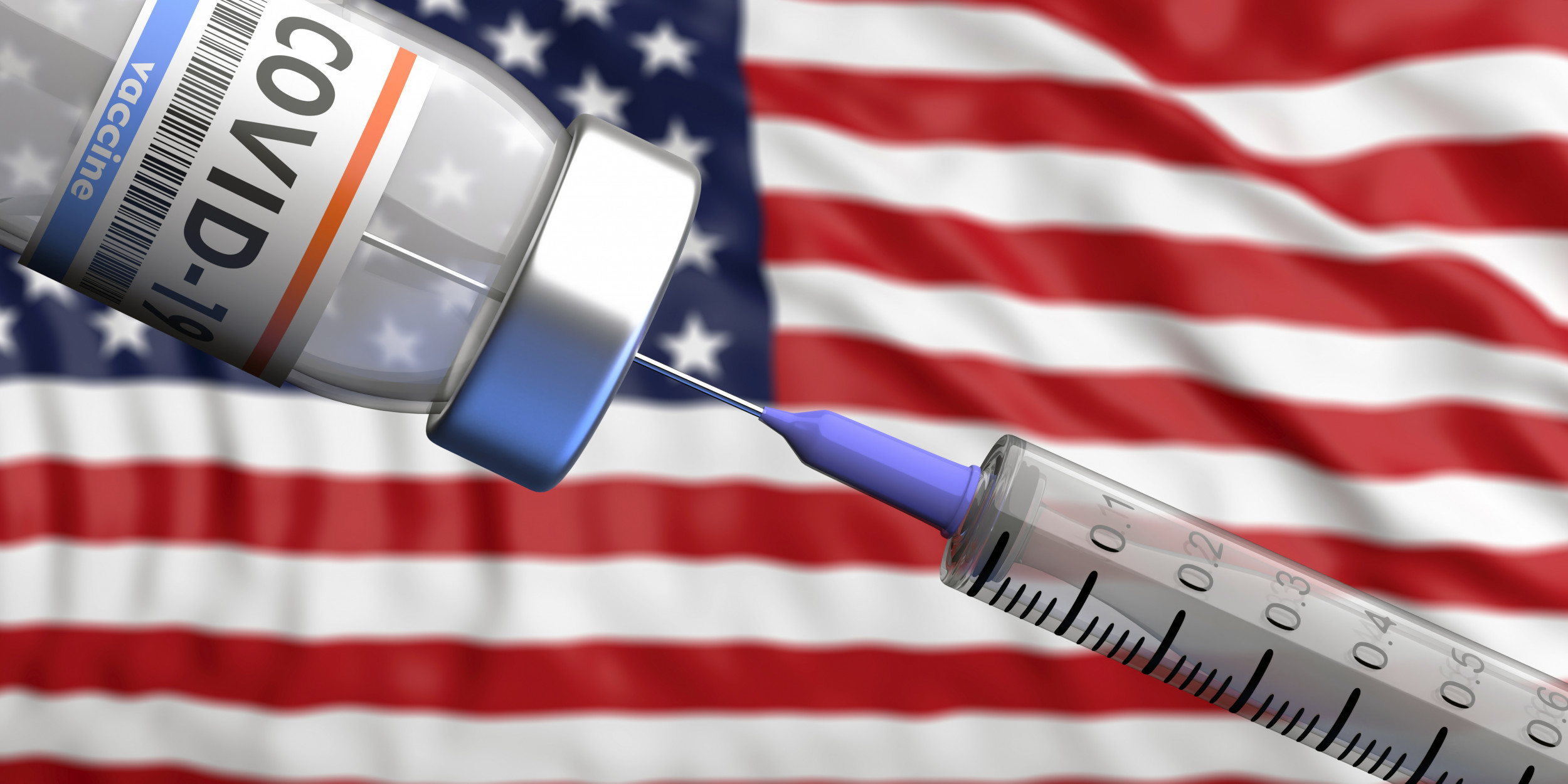 """U.S. COVID vaccine rollout """"extremely poor""""—but some states buck the trend"""