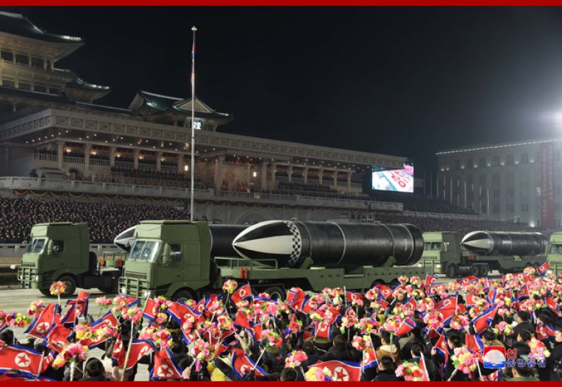 north, korea, submarine, launched, ballistic, missile