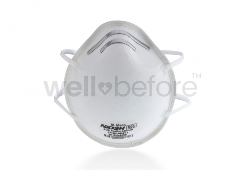 NIOSH approved face Mask
