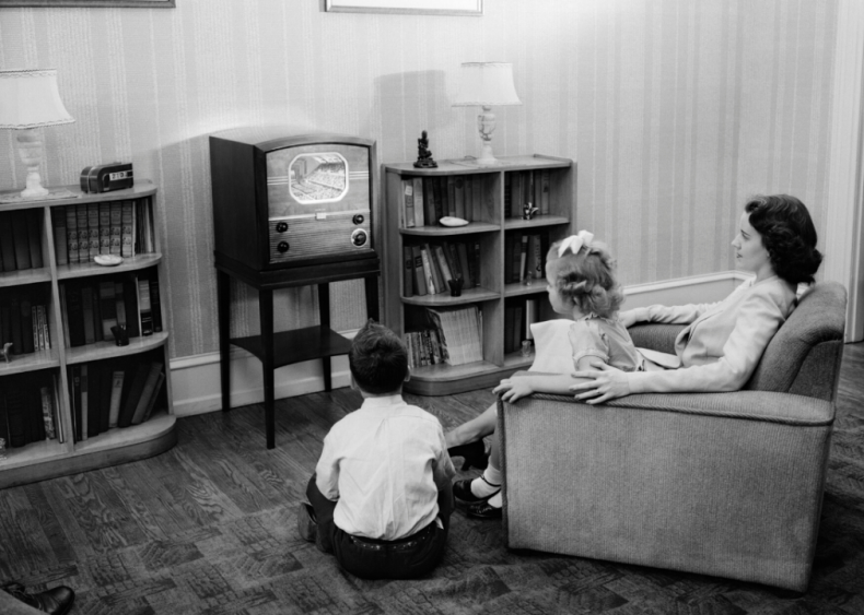 Television is nationwide by 1951
