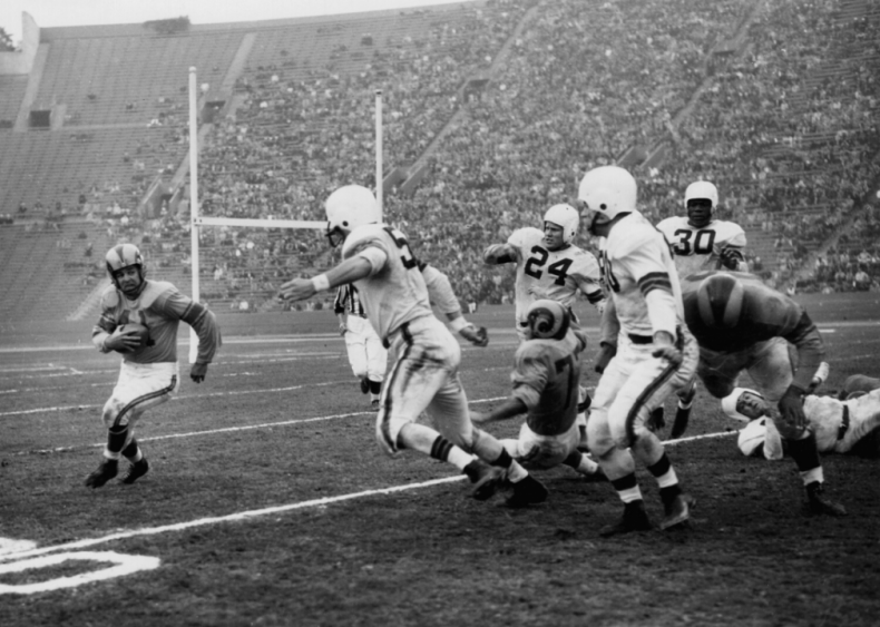 First televised NFL championships