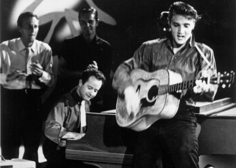 Elvis Presley on 'Ed Sullivan'